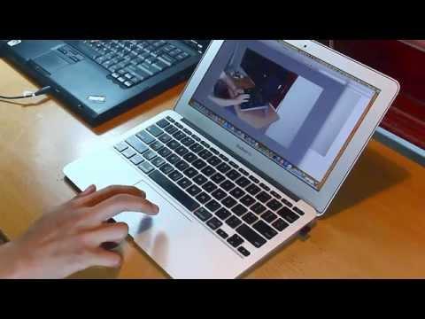 Hướng dẫn sử dụng Trackpad của Macbook
