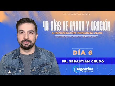 Oramos para que en Argentina la vida sea la prioridad uno
