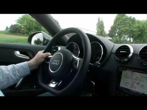Audi TT Coupé - Fahrbericht
