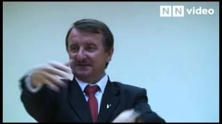 Крыжаноўcкі жартуе пра выбары / Kryzhanouski Jokes