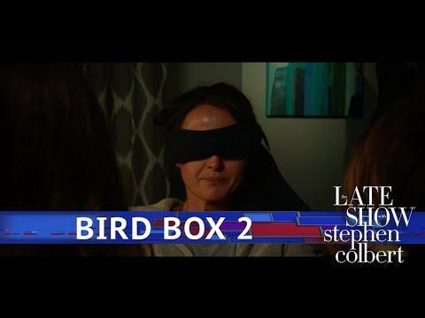Bird Box Part 2: The Trump Address