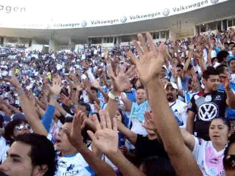 """""""MALKRIADOS - PUEBLA Y MATADOR - ( BARRAS UNIDAS)"""" Barra: Malkriados • Club: Puebla Fútbol Club"""