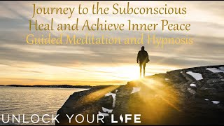 Journey To The Subconscious, To Find Inner Peace, Self Acceptance | Be Free To Be You! Hypnosis