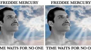 Freddie Mercury - Time waits for no one 1 HOUR LONG