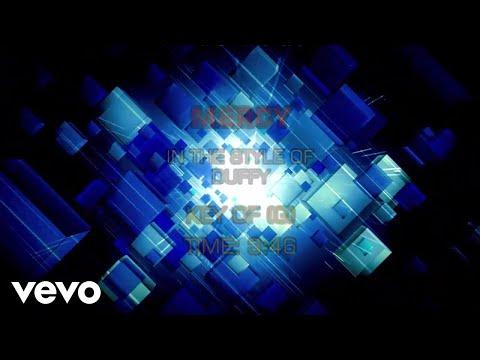 Duffy - Mercy (Karaoke)