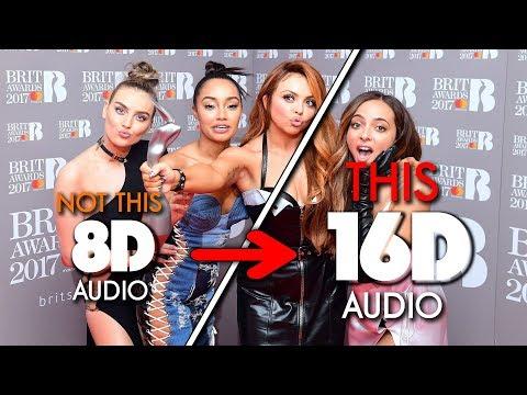Little Mix - Bounce Back [16D AUDIO | NOT 8D / 9D] 🎧 [ASMR]