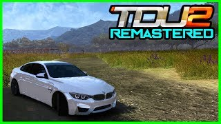 TEST DRIVE UNLIMITED 2 REMASTERED ! (download)