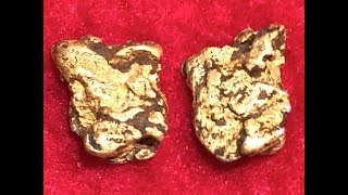 Gold Nugget Found With Equinox 800!