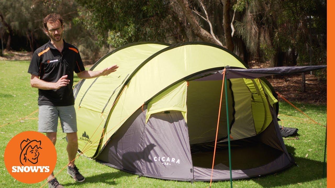 Malamoo Cicara 3.0 4P Tent