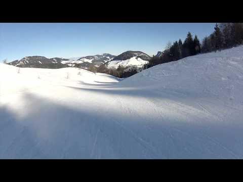 Ski en famille à Hirmentaz