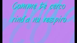 Franco Moreno   Chi Sa Si Me Pienz [ + Testo ]