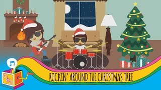 Rockin' Around the Christmas Tree | Children's Christmas Song
