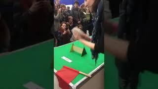 В Петербурге прошёл первый в России крысиный конкур