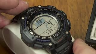 Casio SGW-1000 Budget Triple Sensor Watch - In Depth Review