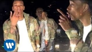 Youngin On His Grind - Wiz Khalifa  (Video)