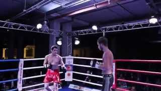 Проф бои по кикбоксингу К-1 (Мамедов М. vs Морин Н.) 07.09.2014