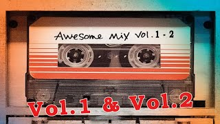 Video Guardians of the Galaxy Awesome Mix Vol 1  Vol 2 Full Soundtrack MP3, 3GP, MP4, WEBM, AVI, FLV Agustus 2019