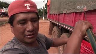 """Самые Страшные и Жуткие Дороги в Мире """"Самые опасные путешествия  Боливия"""""""