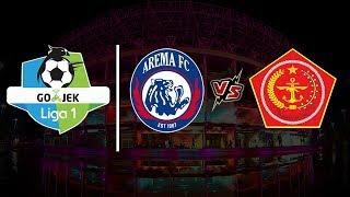 Live Streaming Indosiar dan Vidio.com Arema FC Vs PS Tira Pukul 15.30 WIB