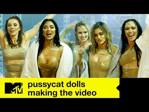Pussycat Dolls 'React': Making The Video | MTV Music