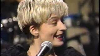 "Julia Fordham, ""Happy Ever After"" on Late Night, October 19, 1988"
