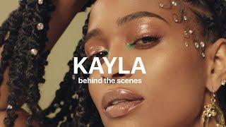 Behind The Scenes With Kayla Blackmon: Fashion Portraits In Studio. (Profoto, 5D Mark III, 50mm 1.2)