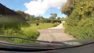 preview picture of video 'Pensford - Belluton Lane (ORPA, W-E & E-W)'