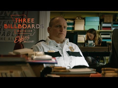 Three Billboards Outside Ebbing, Missouri (Featurette 'Humor and Pathos')
