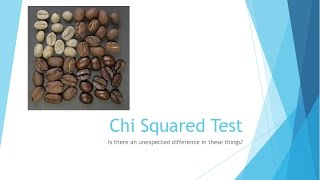 Beginning Engineers Chi-Squared Test