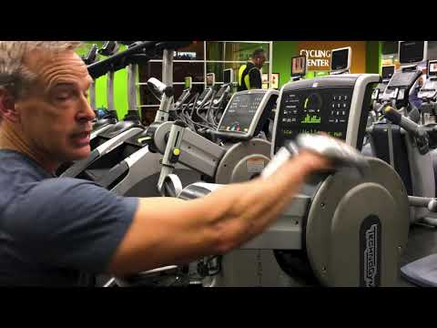 How to Use the Arm Ergometer