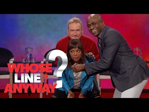 Aisha Tyler Needs an Umpire  | Whose Line is it Anyway?