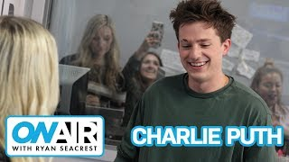 """Charlie Puth Performs """"Attention"""" Live 