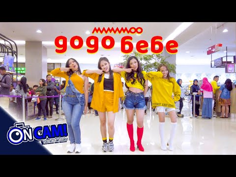 [K-POP DANCE IN PUBLIC CHALLENGE] MAMAMOO(마마무) _ Gogobebe(고고베베) By MAMOOD From INDONESIA `4K`