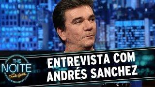 The Noite (22/04/15) - Entrevista Andrés Sanchez