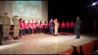 konyaakşehir 18 mart işaret dili istiklal marşı