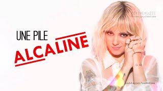 Alizée - Alcaline (Lyric video)