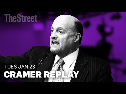 Jim Cramer on Netflix, Adobe, Verizon and Procter & Gamble