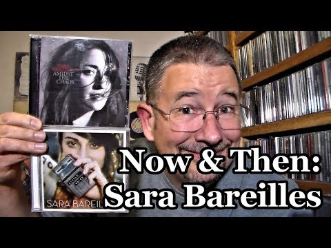 Now & Then: Sara Bareilles (Amidst The Chaos/Little Voice Album Reviews) - THP 2.14 - TomQPublic