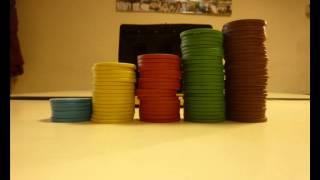 Stopmotion Jetons De Poker M&ms