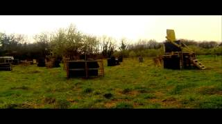 preview picture of video 'Paintball Medulin: Profesionalno zezanje'