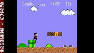 NES - Alice Cooper - [SMB1 Hack]