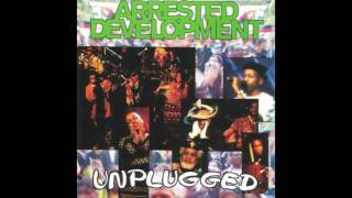 Arrested Development ‎– Raining Revolution Live - Unplugged
