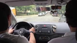 Autoškola Drive - první jízda