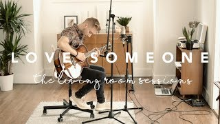 Lukas Graham   LOVE SOMEONE (Live Acoustic Cover)