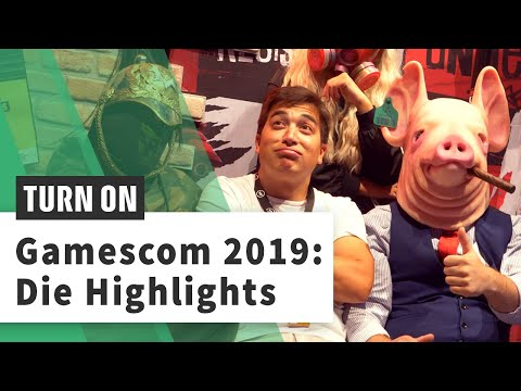 "Die Highlights der Gamescom 2019: ""Cyberpunk 2077"", ""Doom Eternal"" & Co. im Check"