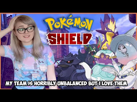Pokemon Shield!  FINALLY PLAYING THE STORY AND RAID BATTLES WITH VIEWERS!!!