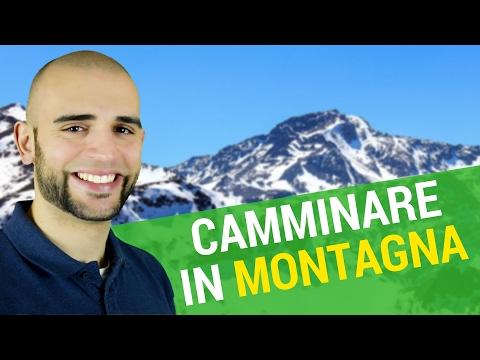 Camminare in montagna, alcuni consigli utili per iniziare