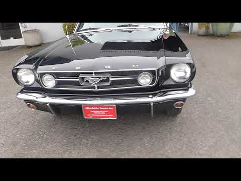 Video of '65 Mustang GT - PX6B