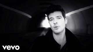 Exhale - Robin Thicke (Video)