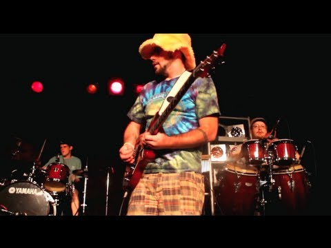 The Happy Little Trees-Rising Up LIVE @ Toledo Jam Fest-Toledo, OH (8/24/2013)